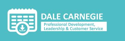 Download Dale Carnegie Schedule