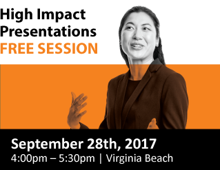 High Impact Presentations: Free Session