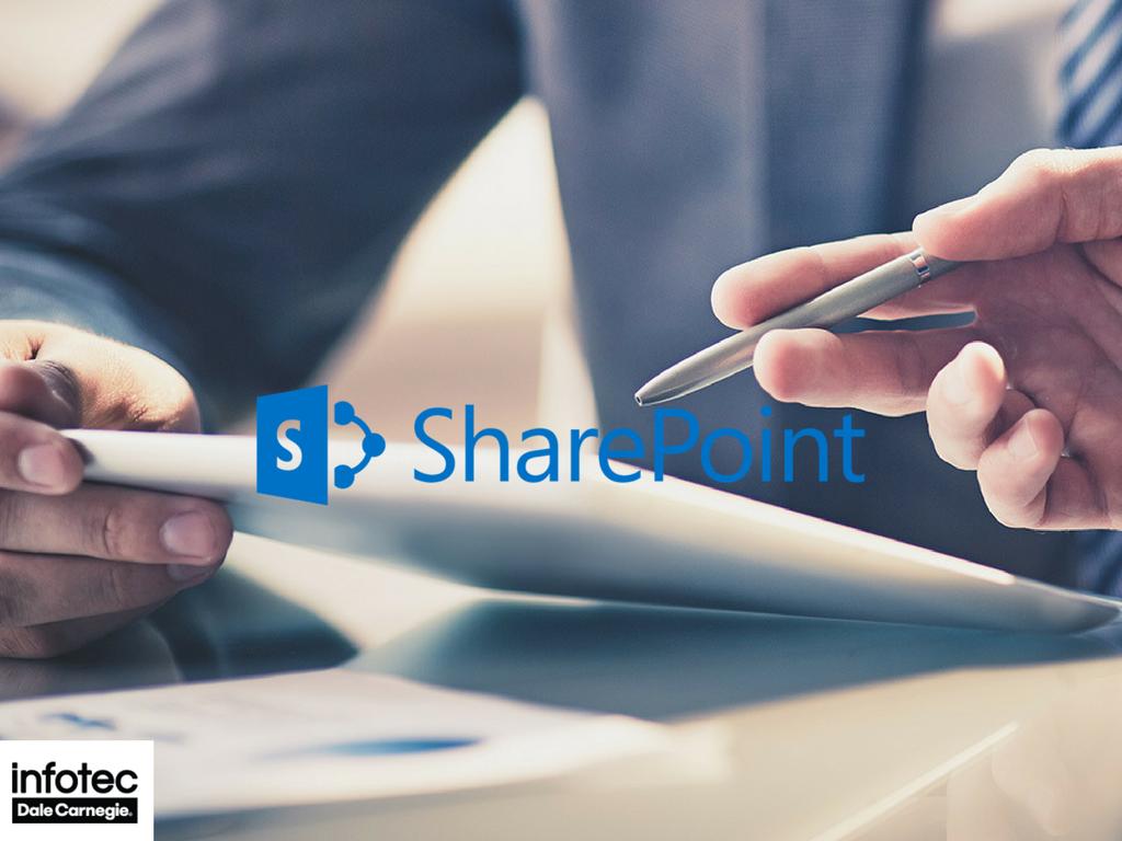 Microsoft Sharepoint Infotec