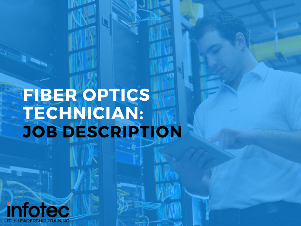 fiber optic technician