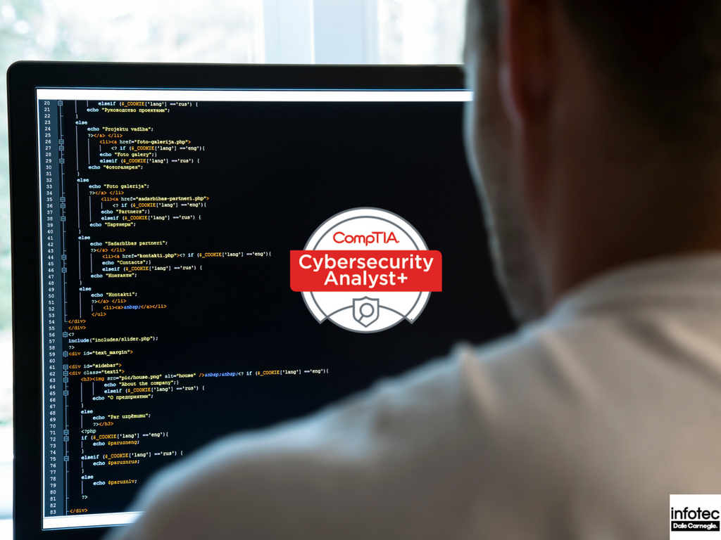 Comptia Cyber Security Analyst What Is This New Certification