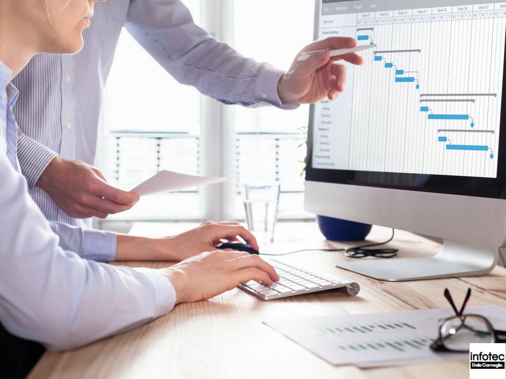 Project Management Professional Infotec